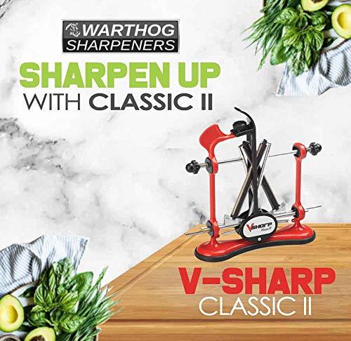 Warthog V-Sharp Classic II Red