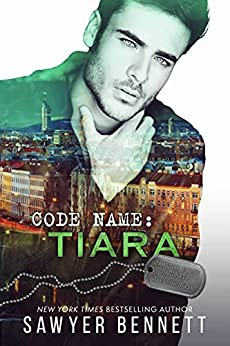 Code Name: Tiara (Jameson Force Security Book 7) by [Sawyer  Bennett]