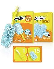 Swiffer Swiffer Duster Kit med handtag och ersättning för dammvippa