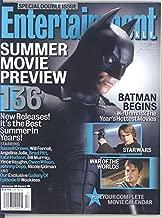 Entertainment Weekly Magazine #817/818 April 29 & May 6, 2005 Batman Begins Cover