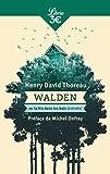 Walden ou La vie dans les bois (extraits) - J'ai lu - 05/02/2020