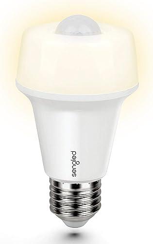 Sengled SSA60ND827 Smartsense LED Bulb, Motion Sensor Light Bulb, Sensor Detector Mode/Always-On Mode, Omnidirectiona...