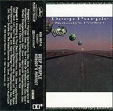 Deep Purple – Nobody's Perfect - Audio Cassette