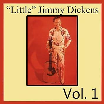 """""""Little"""" Jimmy Dickens, Vol. 1"""