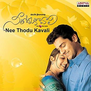 Nee Thodu Kavali (Original Motion Picture Soundtrack)