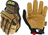 Mechanix Wear: M-Pact Leather Work Gloves (X-Large, Brown/Black) (LMP-75-011)