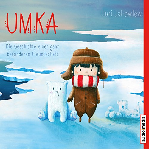 Umka audiobook cover art