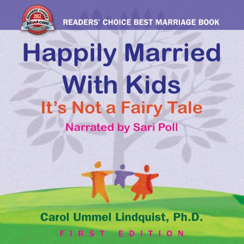Happily Married with Kids audiobook cover art