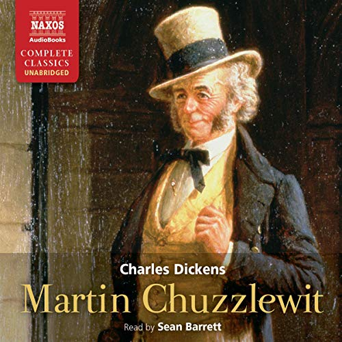 Martin Chuzzlewit Audiobook By Charles Dickens cover art