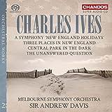Ives: Orchesterwerke Vol.2