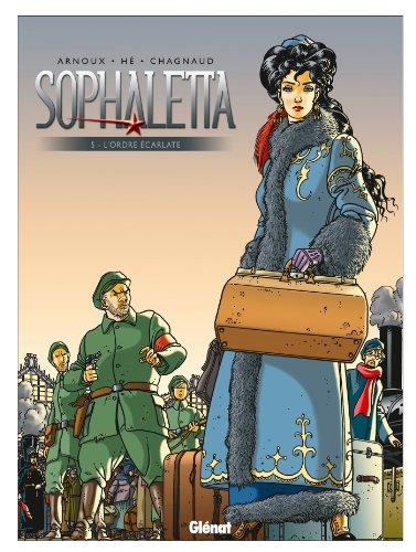Sophaletta - Tome 05: L'Ordre écarlate