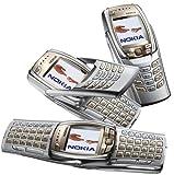 Nokia Teléfono móvil desbloqueado gratuito 6810 Sim - Tri Band, Bluetooth, teclado QWERTY