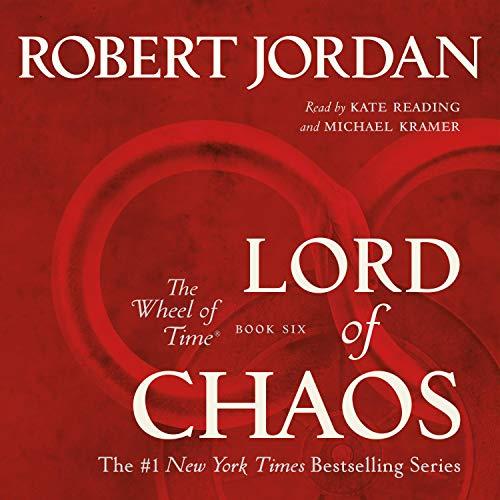 Page de couverture de Lord of Chaos
