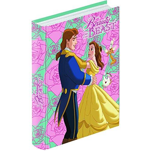 Seven Agenda 2017/2018 de Disney Princess La Bella y la Bestia.