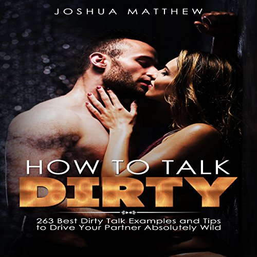 How to Talk Dirty audiobook cover art