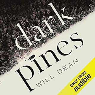 Page de couverture de Dark Pines