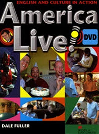 America Live! with DVD Student Book