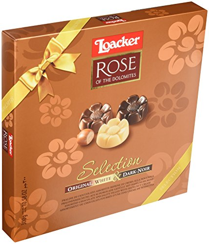 Loacker - Rose of the Dolomites Selection 150 Grammi