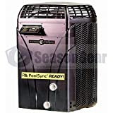 AquaCal Heatwave SuperQuiet SQ225 Heat Pump 143,000 BTU, SQ225AHDSBNP, Heat only, Replace SQ175 Swimming Pool Heater