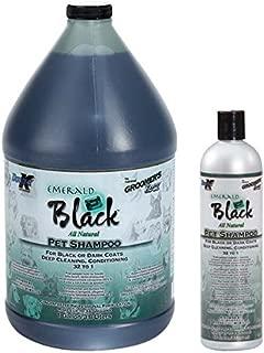 Groomers Edge Emerald Black Shampoo