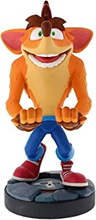Cable Guys - Crash Bandicoot 'It's About Time' Volume 4 Accessory Holder for Gaming Controllers and Smartphones (PS5////)