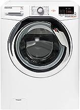 HOOVER DXOC17C3-EGY Front Load Fully Automatic Washing Machine, 7 Kg - White