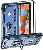 Aliruke Schutzhülle für Samsung Galaxy A11, mit 2