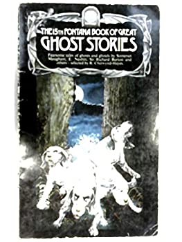 The 15th Fontana Book of Great Ghost Stories 000615641X Book Cover