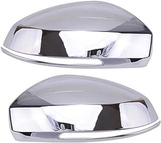 DLDBB Coperchio specchietto retrovisore Laterale Auto Alloggiamento Tappo Guscio specchietto retrovisore per VW Tiguan 2008 2009 2010 2011 2012 2013 2014 2015