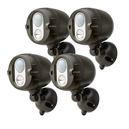 Mr beams wireless motion sensing spotlight system