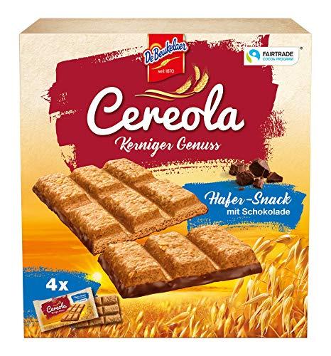 DeBeukelaer Cereola Hafer-Snack, 13er Pack (13 x 136 g)