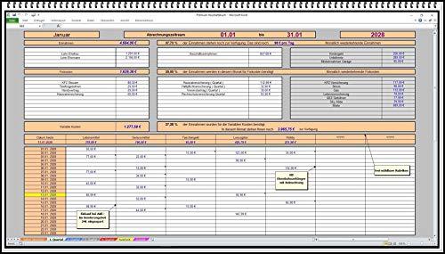 Digitales PC Computer Haushaltsb...