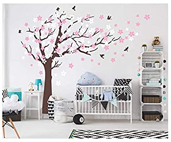 Best japanese cherry blossom tree wall decal Reviews