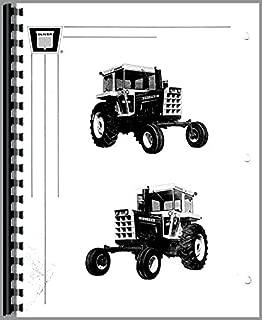 Oliver 1755 Tractor Operators Manual