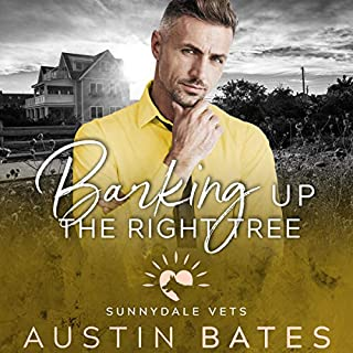 Barking up the Right Tree audiobook cover art
