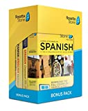 Rosetta Stone Learn Spanish Bonus Pack (24 Month Subscription + Lifetime Download + Book Set)