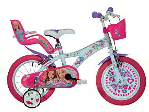 Dino 166R-BAB - Bicicletta Barbie 16