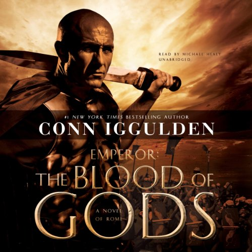 Emperor: The Blood of Gods audiobook cover art