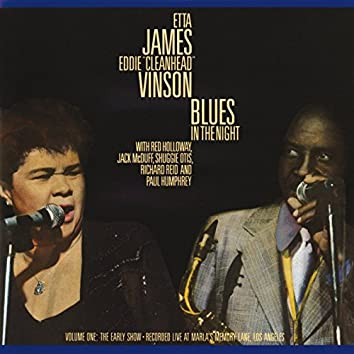 Blues In The Night, Vol. 1: The Early Show (Live)