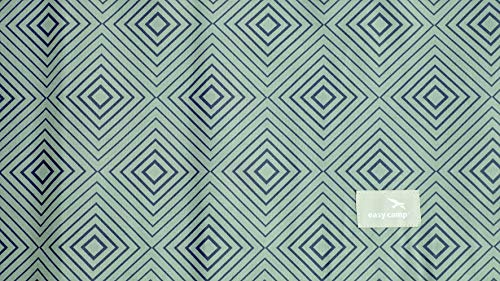 Easy Camp Carpet Palmdale 300 Tapis Mixte, Gris, Taille Unique