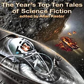 The Year's Top Ten Tales of Science Fiction cover art