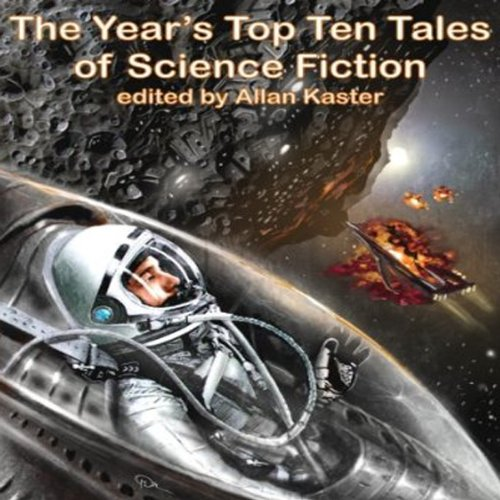The Year's Top Ten Tales of Science Fiction audiobook cover art