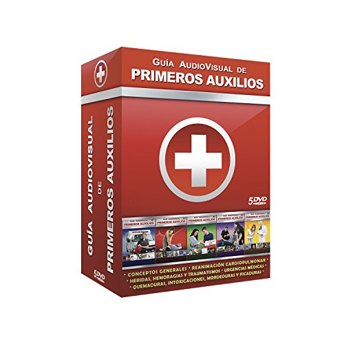 Guía Audiovisual De Primeros Auxilios [DVD]