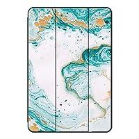 Sepikey iPad mini 3,iPad mini 2/1 ケース,iPad mini タブレットケース,全面保護型 耐摩耗性 三つ折 指紋防止 レザー 三つ折 カバー iPad mini 3/2/1 Case,iPad mini Cover-マーブル8