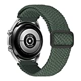 MroTech Compatible con Samsung Galaxy Active/Active2 40mm/44mm/Galaxy Watch 3 41mm/Galaxy 42mm...