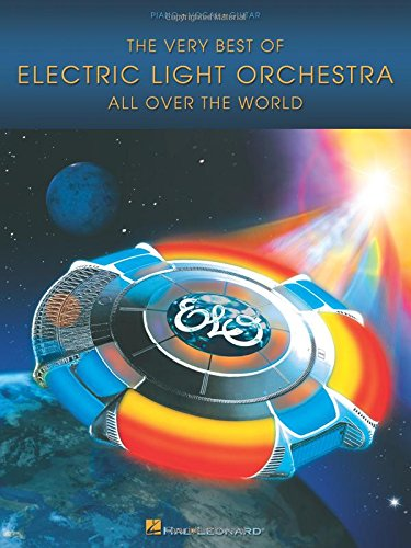 The Very Best of Electric Light Orchestra - All Over the World Piano, Vocal and Guitar Chords