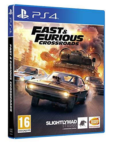 FAST & Furious Crossroads - PlayStation 4
