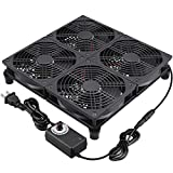 Best Mac Routers - GDSTIME Rounter TV Box Cooling Fan with Speed Review