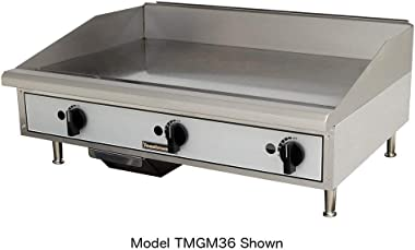"""Toastmaster TMGT24 24"""" Thermostatic Control Gas Griddle"""