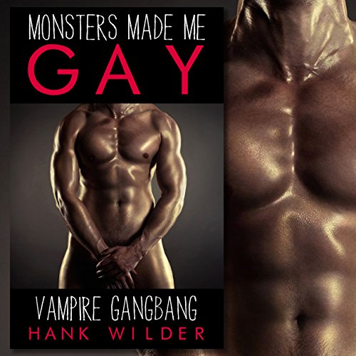 Vampire Gangbang audiobook cover art